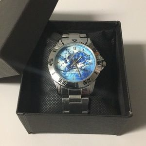 🔴 New Detroit Lions Watch With Box